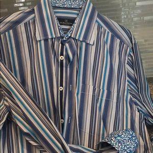 Men's bugatchi dress shirts
